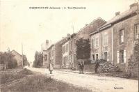 Rue d'Escombres